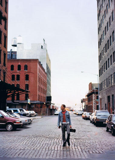 Nathan Haines in NY 1996