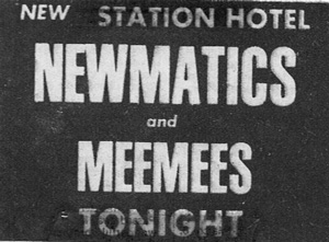 With The Newmatics