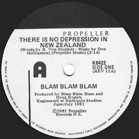 Blam Blam Blam - No Depression In NZ