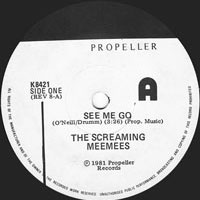 Screaming Meemees -See Me Go