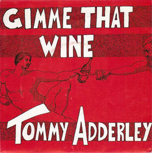 Tommy Adderley sleeve