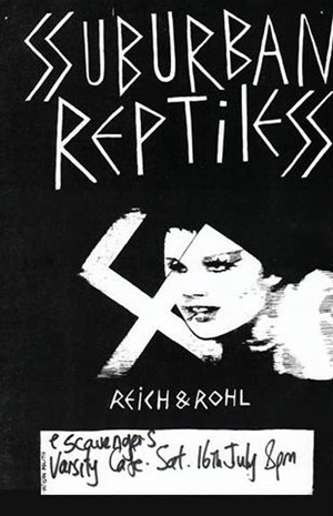 Reptiles Reich Poster
